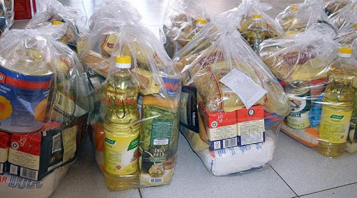 Módulos alimentarios para aquellos que lo necesiten