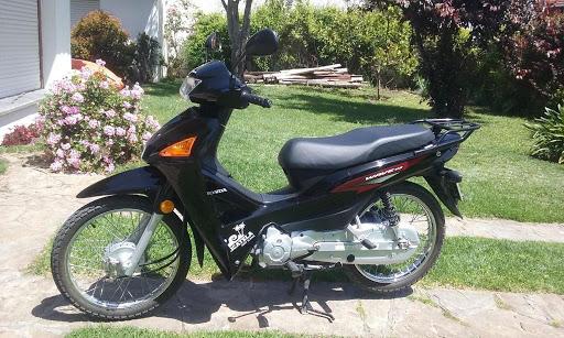 Policía de La Rancherita recuperó una moto robada