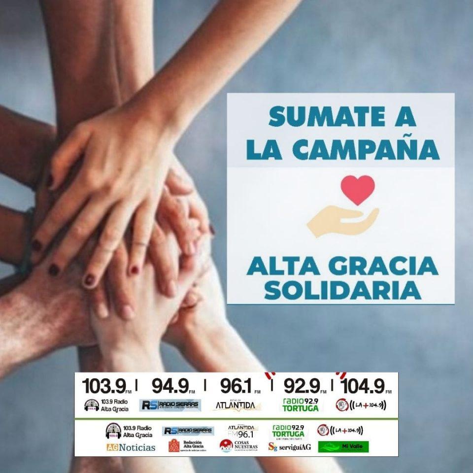 Alta Gracia Solidaria