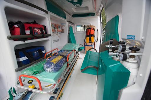 Ambulancia de alta complejidad para la ciudad