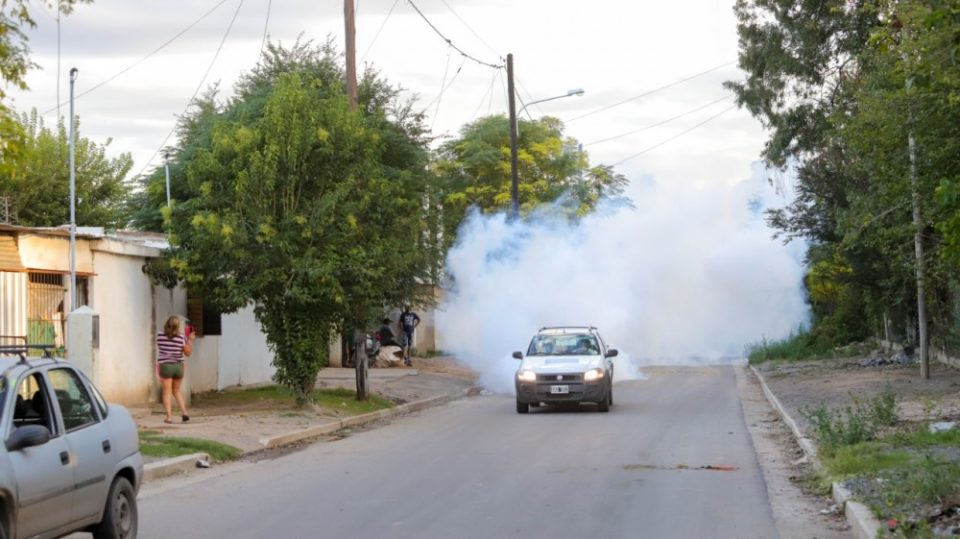 La comuna de La Bolsa hará una fumigación masiva con el objetivo de evitar posibles enfermedades.
