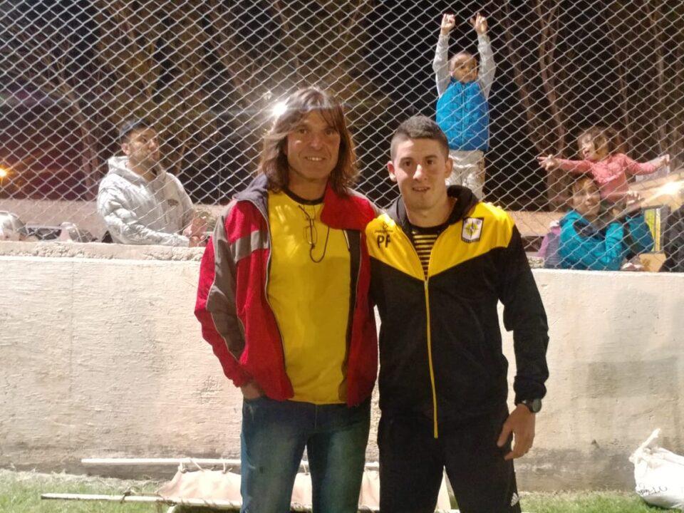 En el Día del Futbolista Argentino, homenajeamos en Julio Ceballos a todos ellos.