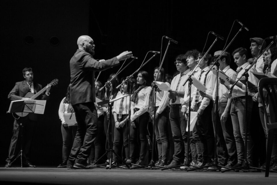 Coro Juvenil Municipal: Un canto a la patria