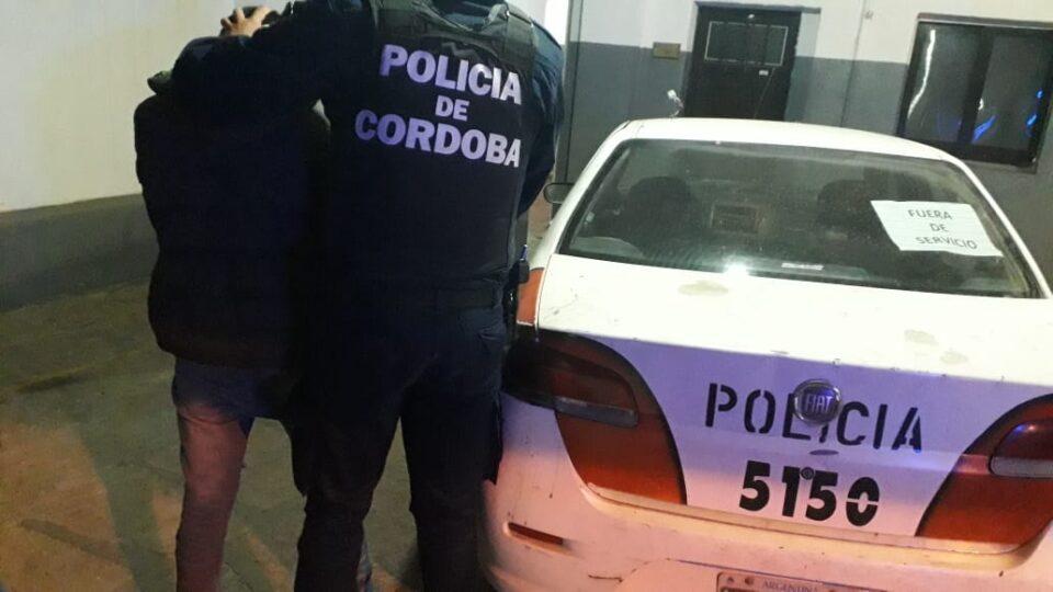 Fue detenido el automovilista que agredió al agente de Defensa Civil
