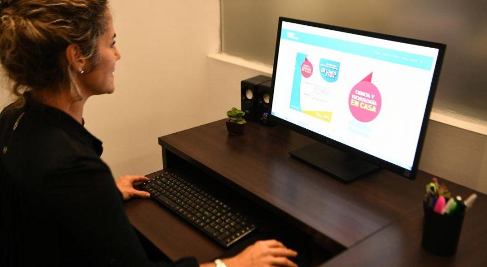 Conferencias virtuales con profesionales internacionales