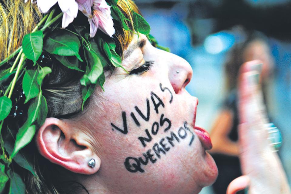 Más de 57 femicidios en cuarentena: el 70% ocurrió en la casa de la víctima