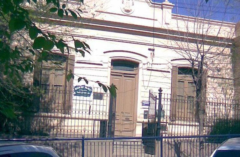 La Escuela Manuel Solares cumplió años. Es historia pura de nuestra ciudad desde 1821.