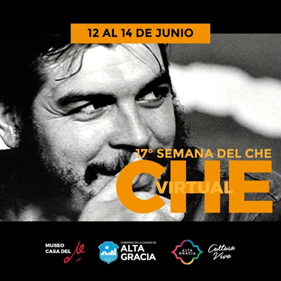 La Semana del Che Guevara será virtual