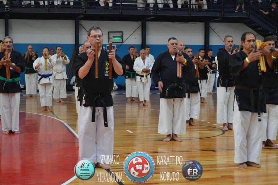 Al aguardo de una normalidad que, se sabe, demorará, al menos volverán los entrenamientos. del karate.