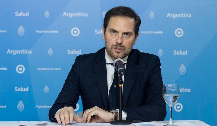El intendente de Villa María dió positivo en el análisis de Coronavirus.