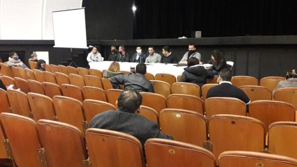 El Consejo del Vecino tuvo su reunión con presencia de diecisiete centros vecinales de nuestra ciudad.