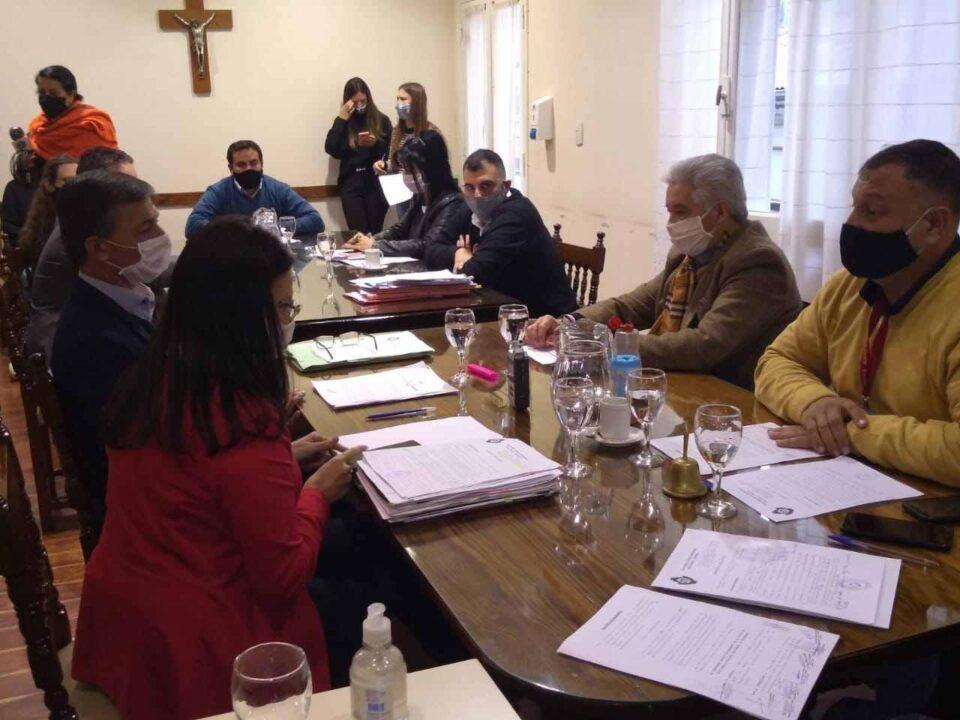 El Concejo Deliberante de Alta Gracia sesionará de modo virtual