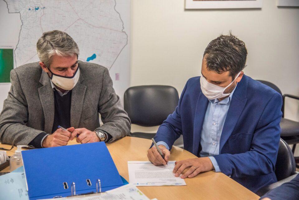 Se aprobó el proyecto para la obra del Acueducto Zona Sur