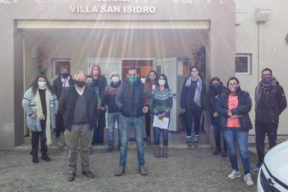 La conformación del Consejo de la Niñez y Adolescencia abarcará a Villa San Isidro y también a José de La Quintana.