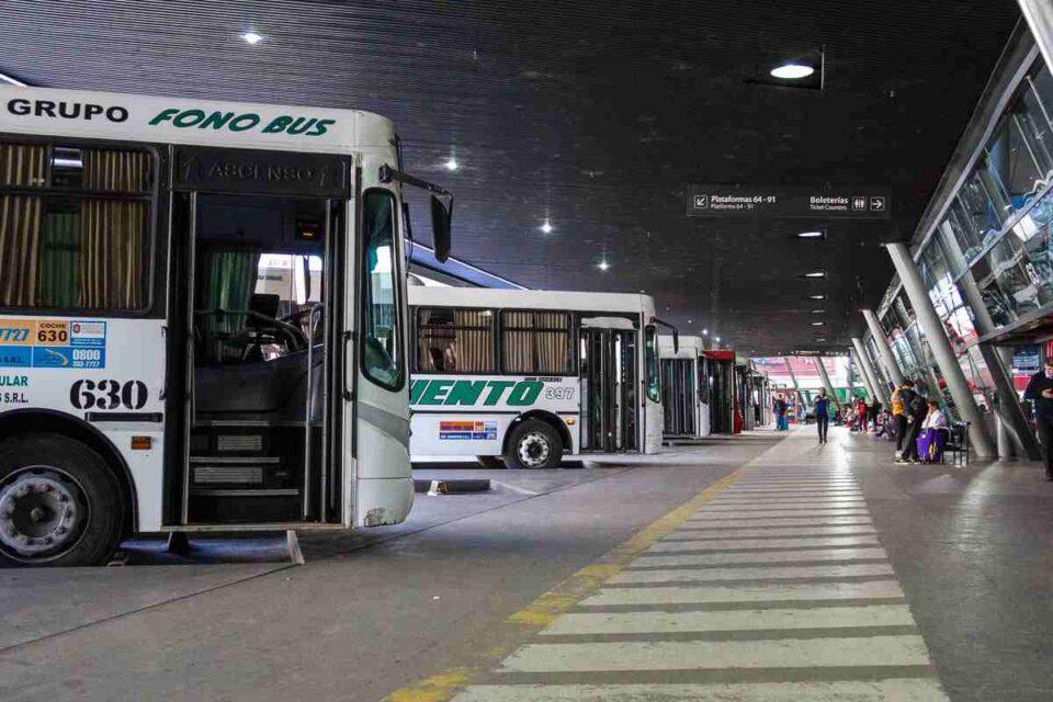 AOITA, el gremio de los choferes de empresas de transporte de media y larga distancia proyecta hacia un futuro pospandemia.