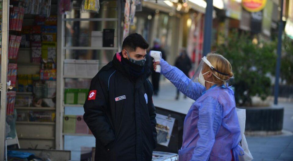 Coronavirus y responsabilidad social