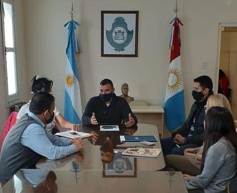 La Comisión de Legislación General del Concejo Deliberante viene llevando adelante diferentes reuniones en las últimas semanas.