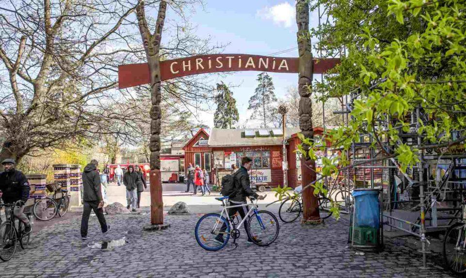 La comunidad libre de Christiania