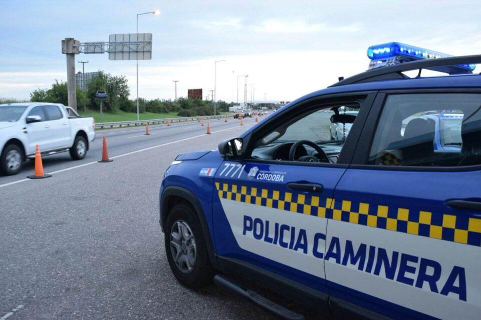 Se intensifican los controles en las rutas durante este fin de semana en Córdoba