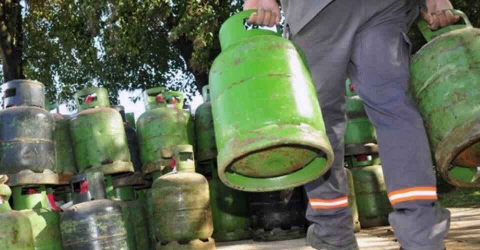 Piden elevar el precio de la garrafa de gas de $350 a $750