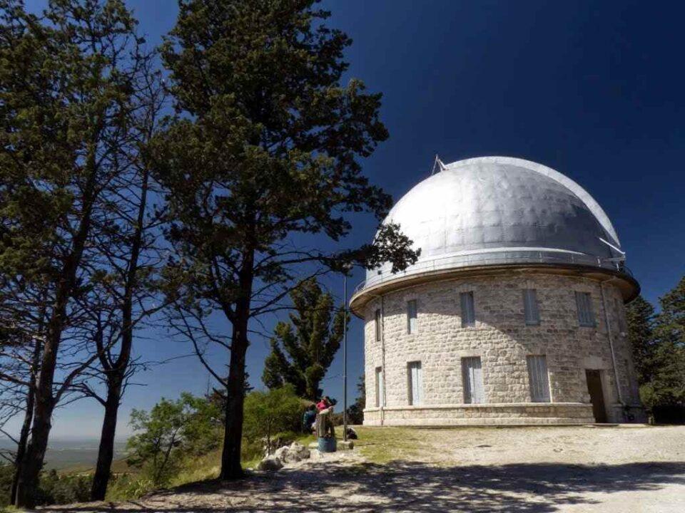 Desesperación por incendio en el Observatorio de Bosque Alegre