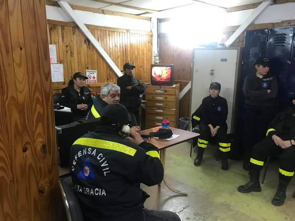Defensa Civil realizará operativo para garantizar un feliz Día de la Primavera