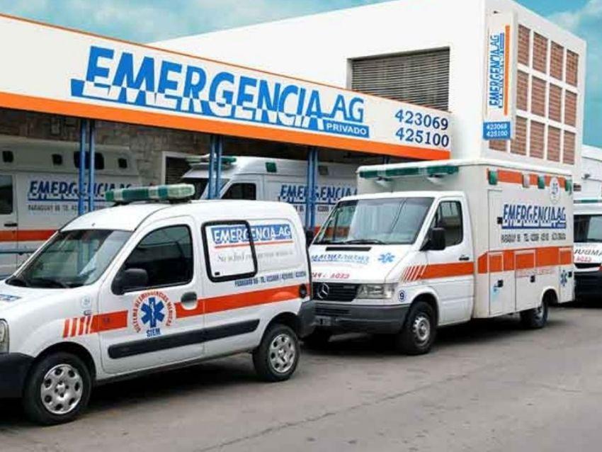 Personal de Emergencias AG en aislamiento por casos sospechosos de COVID-19