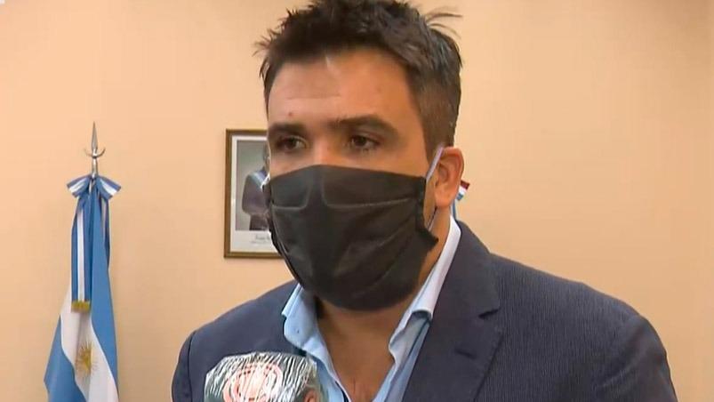El Ministro de Gobierno de la provincia, Facundo Torres está guardando aislamiento preventivo en la ciudad de Córdoba. Dio positivo su Secretaria Privada.