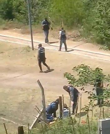 Allanamientos, disparos y detenidos en barrio General Bustos