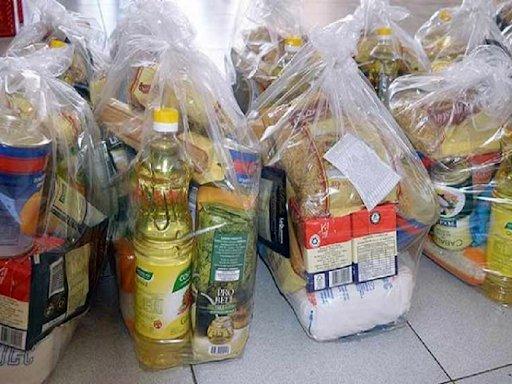 EFFETÁ recibe donaciones para armar bolsones solidarios