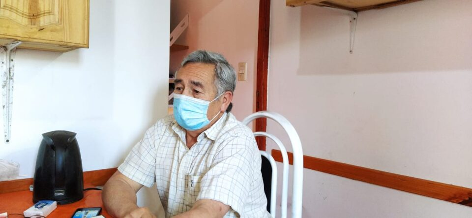 En la jornada de hoy, el equipo de AG noticias realizó una entrevista exclusiva a Miguel Ángel Gimenéz ciudadano y jubilado de la ciudad donde manifestó su reclamo por el aumento de la factura de EPEC.
