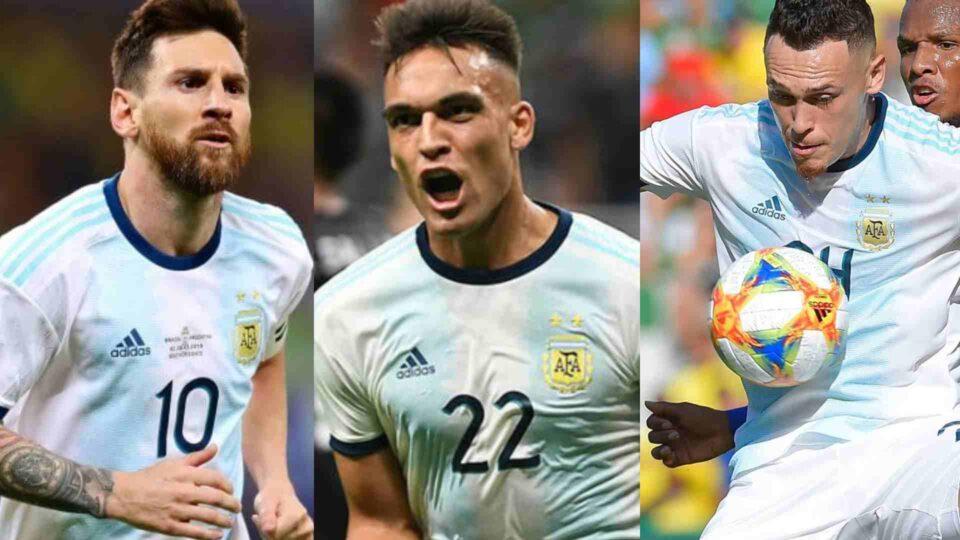 """Selección: formación """"casi"""" confirmada para el debut de hoy"""