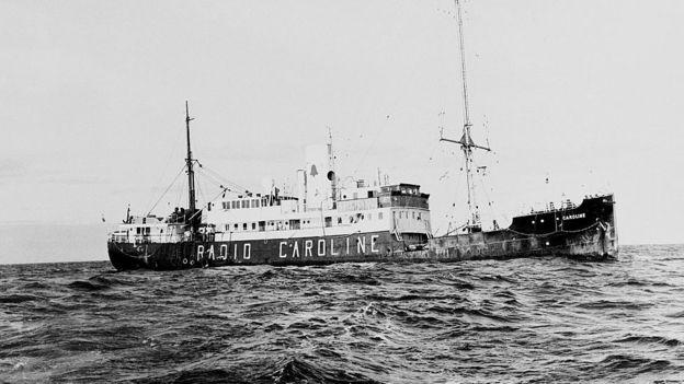 Radio Caroline, o la libertad en amplitud modulada