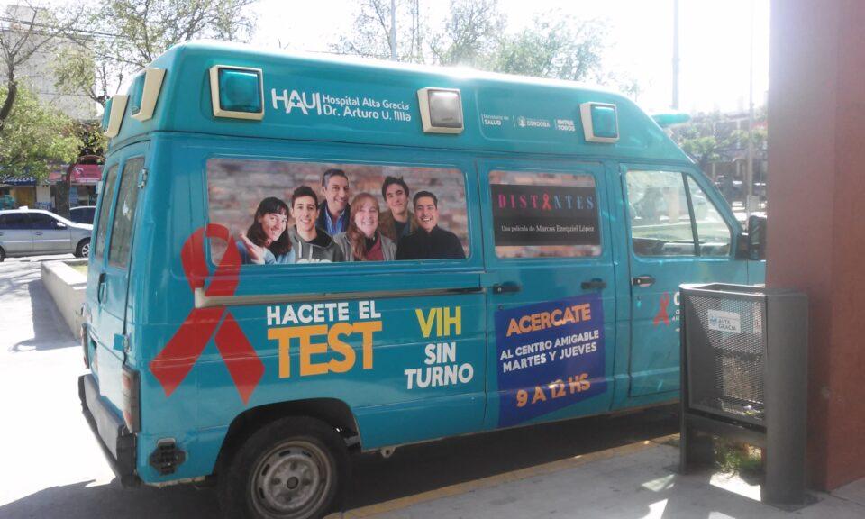 Mañana se realizará la campaña de testeos de VIH, Sífilis y Hepatitis B