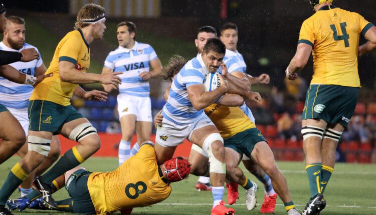 Los Pumas se llevaron un valioso empate ante Australia