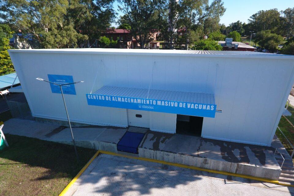 Córdoba aplicará 9 mil dosis diarias en 786 centros de vacunación