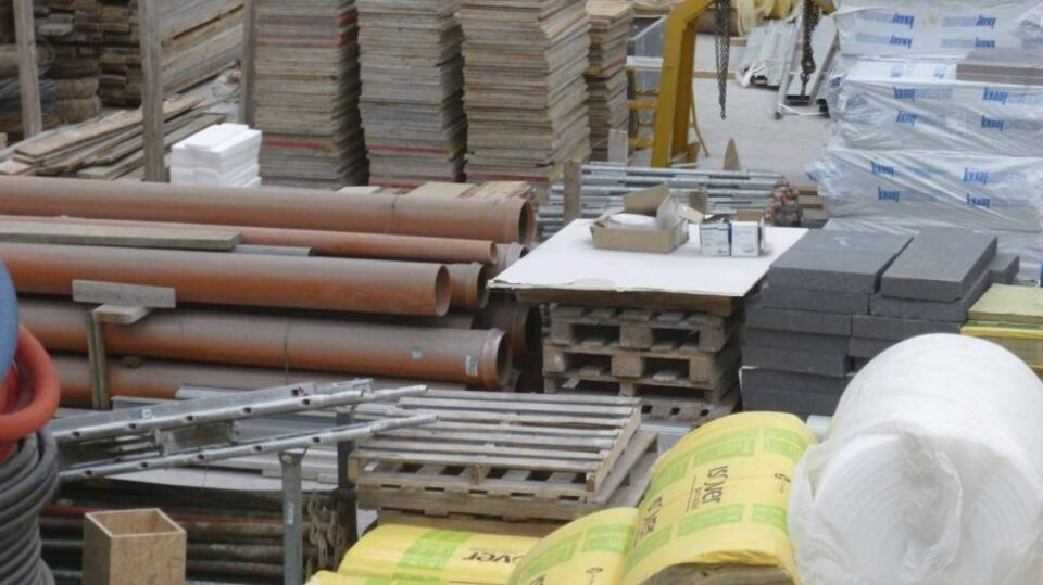 Alta Gracia Crece presentó un proyecto para reunir materiales de construcción sobrantes