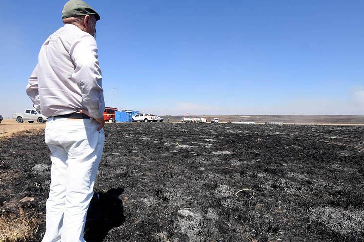 Diputados aprobó el proyecto para prohibir cambio de uso de suelo en tierras quemadas