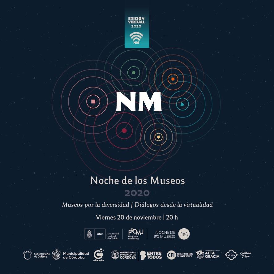 Noche de los Museos con Edición Virtual