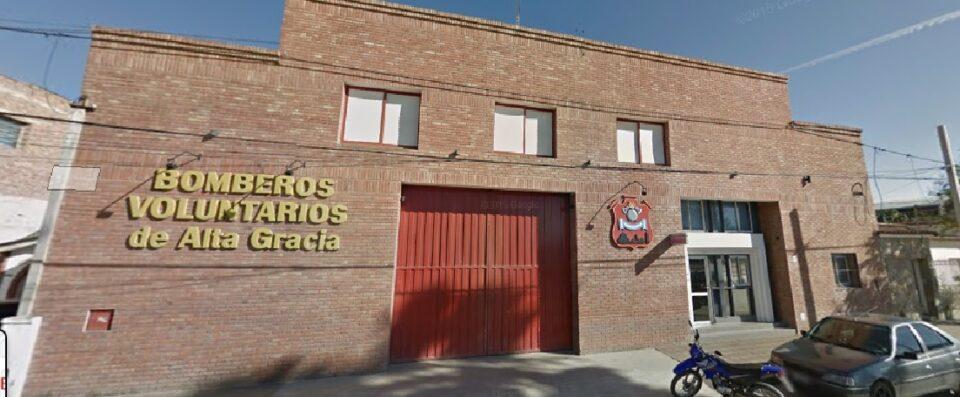 Alta Gracia Crece busca eximir de impuestos a bomberos activos