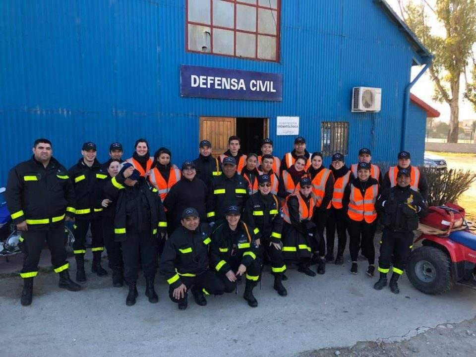 "Día de la Defensa Civil: ""En Alta Gracia contamos con 80 voluntarios"""