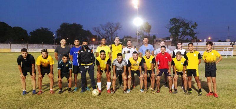 La Primera del Deportivo Norte volvió a los entrenamientos