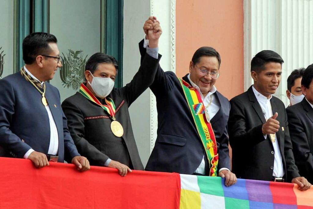 Bolivia recuperó su democracia: asumió el presidente electo Luis Arce