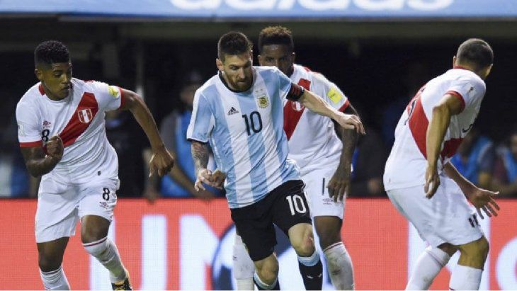 Argentina visita a Perú por las Eliminatorias