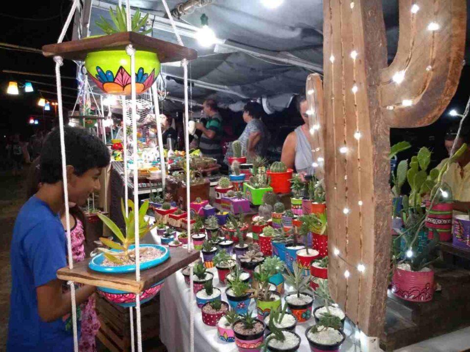 Vuelve en La Bolsa su tradicional feria artesanal y cultural