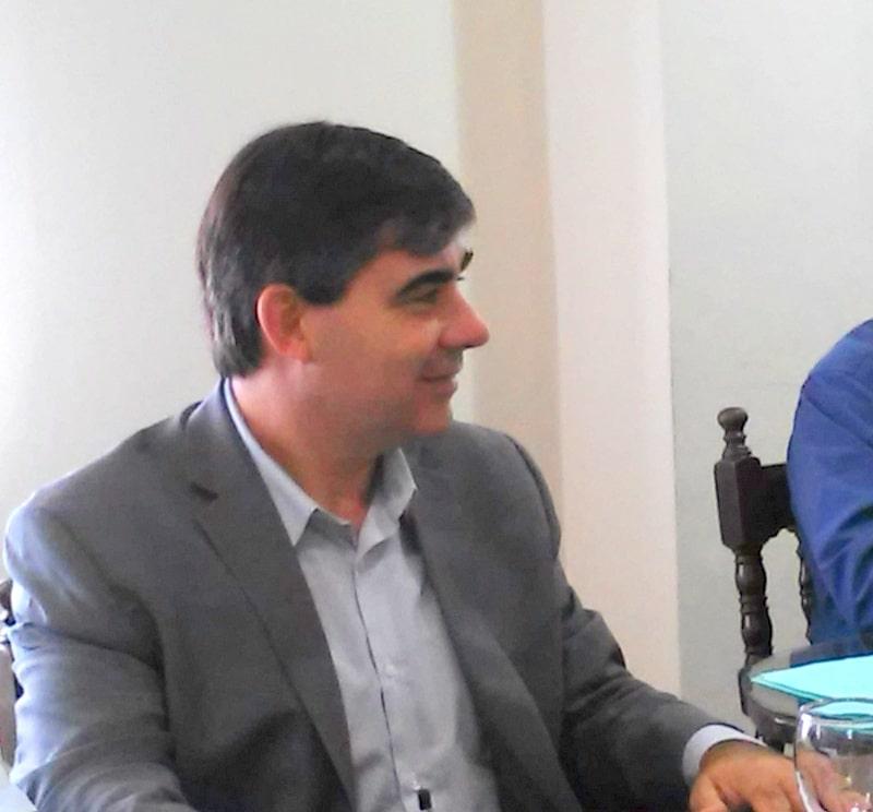 """Roberto Urreta:""""El campo que informa la asamblea Paravachasca no es mi campo"""""""
