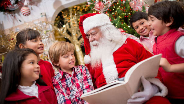 """El merendero """"Niños Alegres"""" recibe donaciones para la llegada de Papá Noel"""