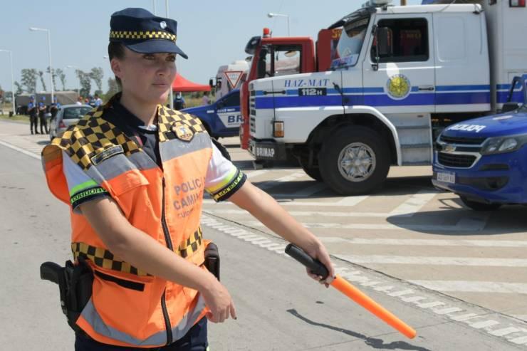 Aumentaron las multas de la Caminera: la máxima llegó a casi $140.000