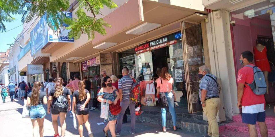 Ventas por Navidad cayeron un 5,5% en Alta Gracia