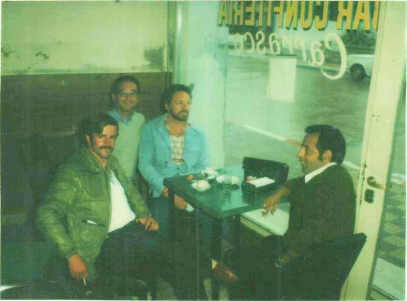 Los duendes del Bar Carrasco